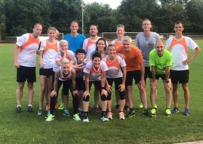 Marathonkurse Gruppe Freiburg Leistungsdiagnostik